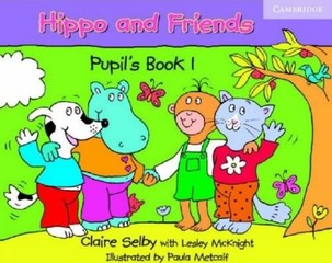 Hippo and Friends 1 Pupil's Book (učebnice)