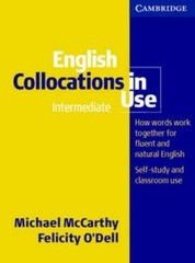 English Collocations in Use Intermediate with answers