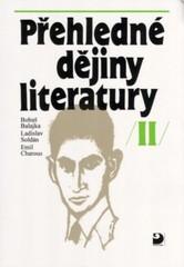 Přehledné dějiny literatury 2