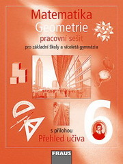 Matematika 6.r. ZŠ a VG - Geometrie - pracovní sešit