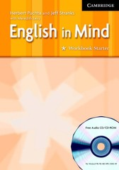 English in Mind Starter Workbook + audio CD/CD-ROM (pracovní sešit)