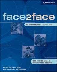 Face2face Pre-intermediate Teachers Book (metodická příručka)