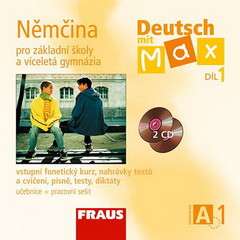 Deutsch mit Max 1 - audio CD (A1)