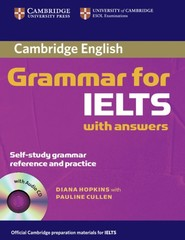 Cambridge Grammar for IELTS with answers + audio CD
