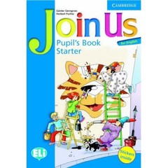 Join Us for English Starter Pupil's Book (učebnice)