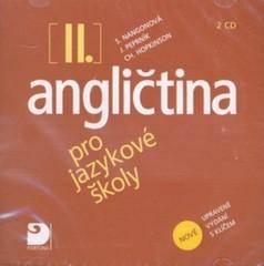 Angličtina pro jazykové školy 2 - audio CD (nové vydání)