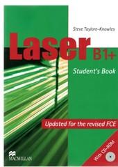 Laser B1+ NEW EDITION Student's Book + CD-ROM (učebnice)