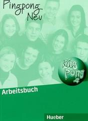 Pingpong Neu 2 Arbeitsbuch (pracovní sešit)