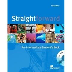 Straightforward Pre-intermediate Student's Book + CD-ROM (učebnice + CD-ROM)