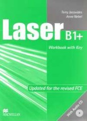 Laser B1+ NEW EDITION Workbook with key+ CD (pracovní sešit s klíčem)