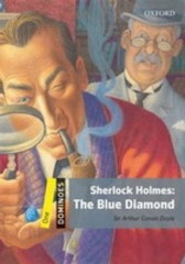 Dominoes Level 1 - Sherlock Holmes: The Blue Diamond