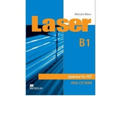 Laser B1 NEW EDITION Student's Book + CD-ROM (učebnice)