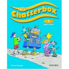 New Chatterbox 1 Pupil's Book (učebnice)