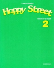 Happy Street 2 Teachers Book (metodická příručka)