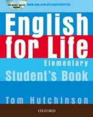 English for Life Elementary Student´s Book + MultiROM (učebnice + CD-ROM)