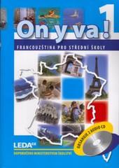 On y va! 1 Francouzština pro SŠ - učebnice + audio CD (2)