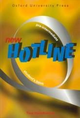 New Hotline pre-intermediate Student´s Book (učebnice)