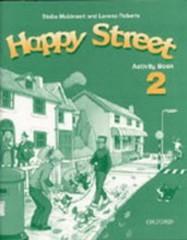 Happy Street 2 Activity Book (pracovní sešit)