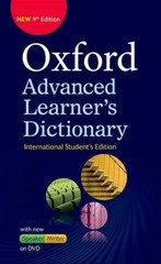 Oxford Advanced Learner's Dictionary + DVD (9th Edition)