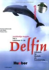 Delfin 2 Lehrbuch + CD-ROM (Lektionen 11-20)