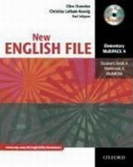 New English File Elementary - Multipack A + CD-ROM
