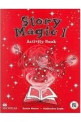 Story Magic 1 Activity Book (pracovní sešit)