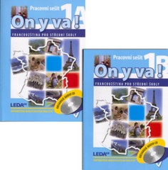 On y va! 1 Francouzština pro SŠ - pracovní sešit 1A + 1B + audio CD