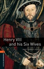 Henry VIII. and his six wives + audio CD (úroveň 2)