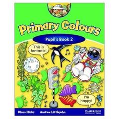 Primary Colours 2 Pupil's Book (učebnice)