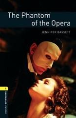 Phantom of the Opera + audio CD (úroveň 1)