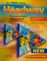 New Headway Pre-intermediate 3.vyd. Student´s Book + český slovníček (učebnice)