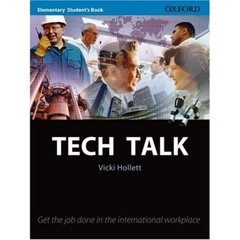 Tech Talk Elementary Students Book (učebnice)