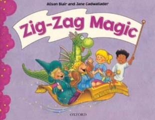 Zig-Zag Magic - Clasbook (učebnice)