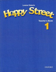 Happy Street 1 Teachers Book (metodická příručka)