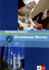 Unternehmen Deutsch Grundkurs - Lehrbuch (učebnice)