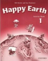 Happy Earth 1 Activity Book (pracovní sešit)