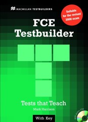 First Certificate Testbuilder - With Key + Audio CD Pack (NEW 2010)