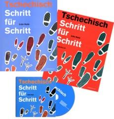 Tschechisch Schritt fur Schritt + CD