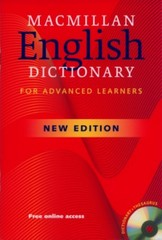 Macmillan English Dictionary for Advanced Learners - Paperback with CD-ROM