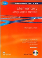 Elementary Language Practice With Key + CD-ROM Pack New Edition