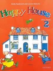 Happy House 2 Class Book (učebnice)