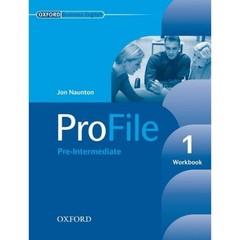 ProFile 1 Pre-intermediate Workbook (pracovní sešit)