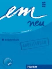 em neu Brückenkurs Arbeitsbuch mit Audio CD