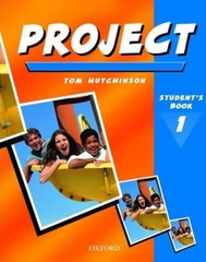 Project 1 Student´s Book (učebnice)