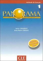 Panorama 1 - Livre de l'eléve Edition 2004 (učebnice)