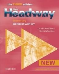 New Headway Elementary 3.vyd. Workbook with key (pracovní sešit s klíčem)