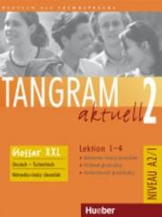 Tangram aktuell 2 (Lektion 1-4) Glossar Deutsch - Tschechisch