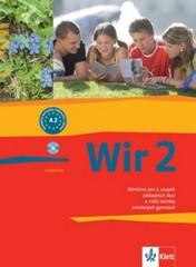 Wir 2 Němčina pro 2.stupeň ZŠ - učebnice