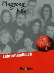 Pingpong Neu 1 Lehrerhandbuch (metodická příručka)