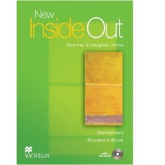 New Inside Out Elementary Student´s Book with CD-ROM (učebnice + CD-ROM)